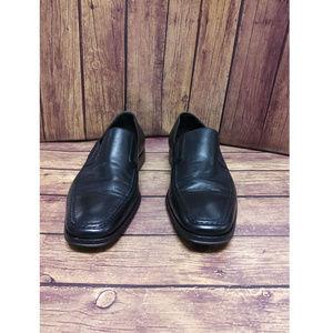 Bruno Magli Men Black Oxfords Shoes Size 8 👣